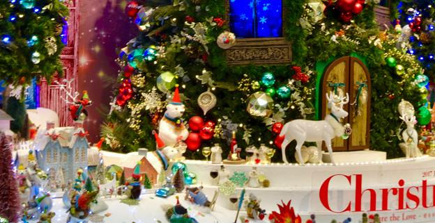 セントラルタワーズのクリスマス・デコレーション 2017 No - 3