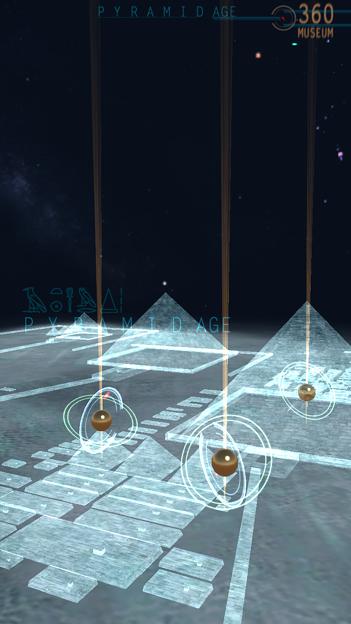 ピラミッド内部をVR体験できるアプリ「Pyramid Age」 - 2