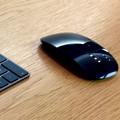 写真: Appleストア名古屋栄に展示されてた「iMac Pro」 - 7:黒いMagic Mouse