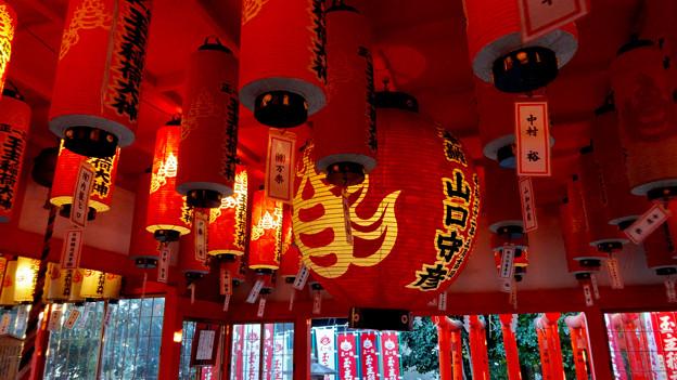 戌年で賑わう2018年正月の「伊奴(いぬ)神社」 - 18:玉主(たまぬし)稲荷社