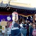 写真: 戌年で賑わう2018年正月の「伊奴(いぬ)神社」 - 26