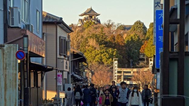 大勢の人で賑わってた、1月の週末の犬山城下町 - 10