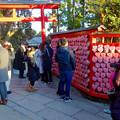 写真: 大勢の人で賑わってた、1月の週末の犬山城下町 - 16(三光稲荷神社)