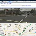 Photos: Googleストリートビュー:桃花台センター交差点