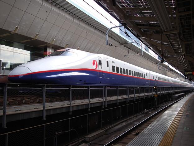 E2系 東京駅で