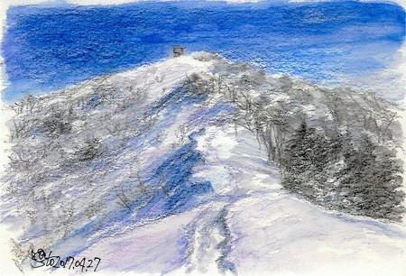 20170427氷ノ山