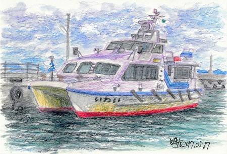 20170517定期船「いわい」