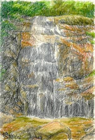 20180102深山の滝
