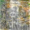 Photos: 20180102深山の滝