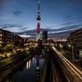 Photos: 空の日 特別ライトアップ