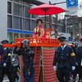 Photos: お姫様のお通り