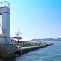 松山市興居島行きフェリー発着桟橋