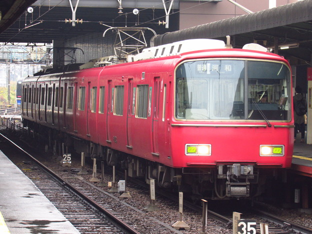 名鉄6523F