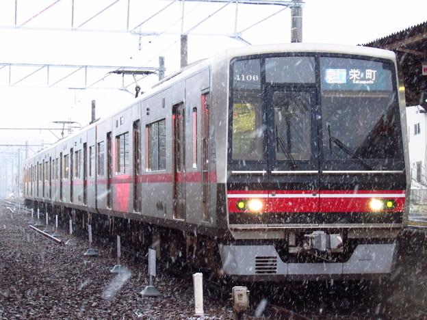 名鉄4006F