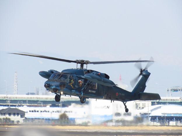 UH-60J 566号機
