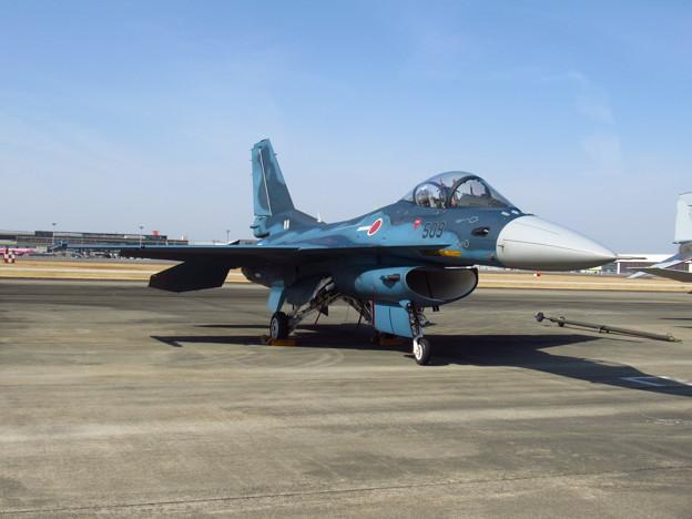 F-2A 509号機