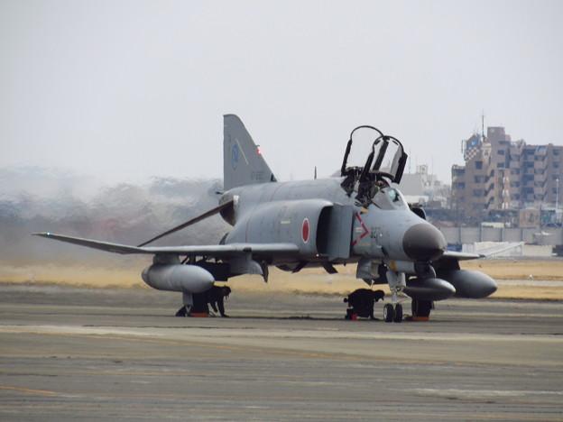F-4EJ 327号機