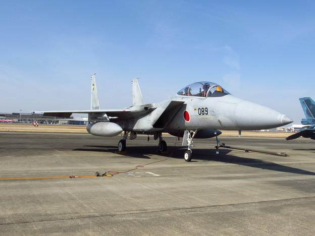 F-15DJ 089号機
