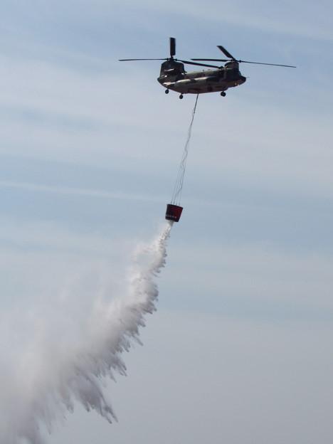 CH-47JA 496号機