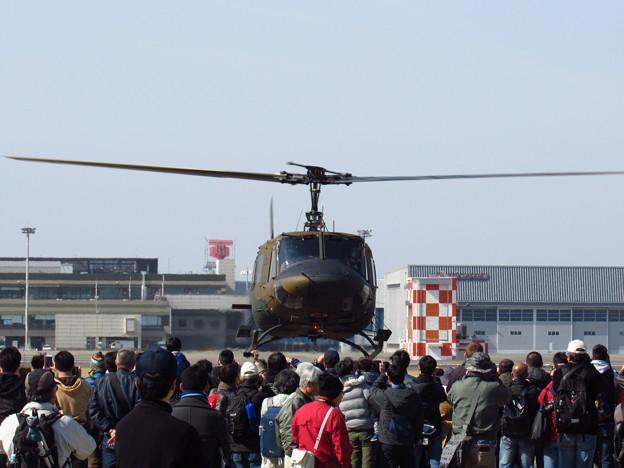 UH-1J 41872号機