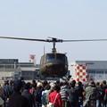 写真: UH-1J 41872号機