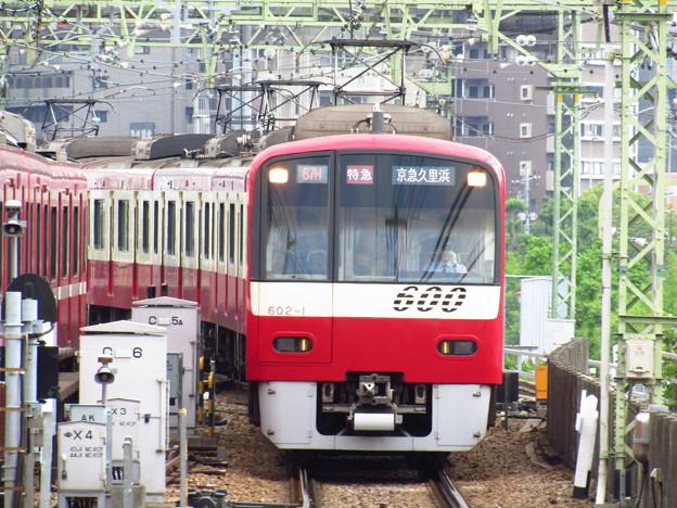 京急602編成