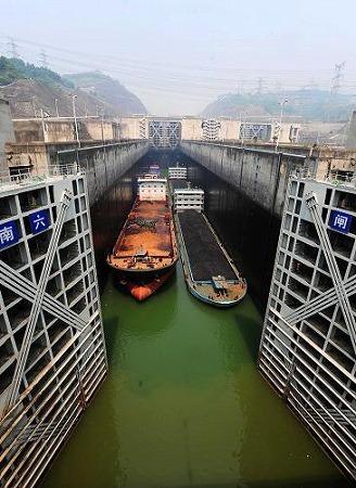 20090609三峡ダム