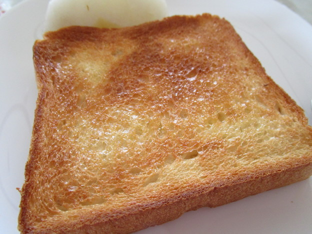 トーストする