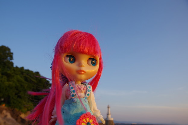 写真: 久しぶりに エリカの海 来た~~!