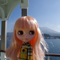 Photos: 船上のブライス