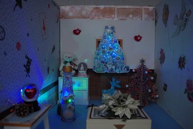 写真: クリスマスカード(^^)/