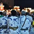 写真: うちわ祭り