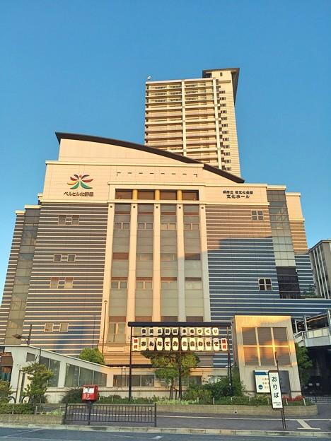 ベルヒル北野田・堺市立東文化会館 文化ホール