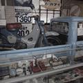 写真: 日本初のDOHC搭載車