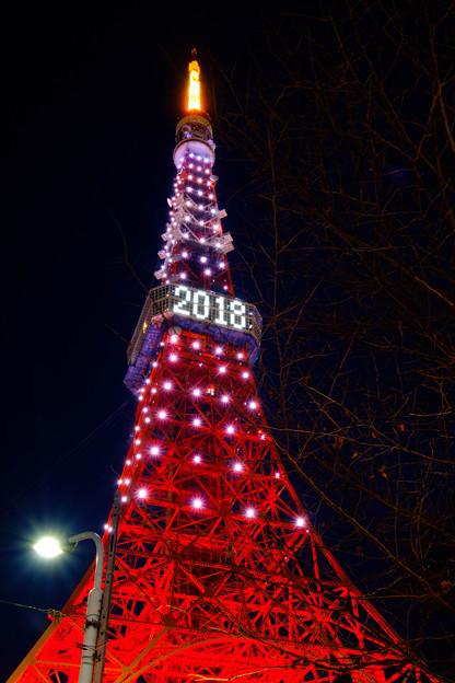 東京タワー2018その1