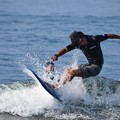 Photos: 弱いオフショアの湘南・鵠沼海岸 #湘南 #藤沢 #海 #波 #wave #surfing #mysky #beach