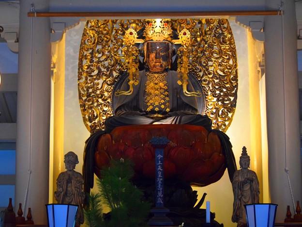 円覚寺本尊 宝冠釈迦如来像 #鎌倉 #kamakura #北鎌倉 #寺 #temple