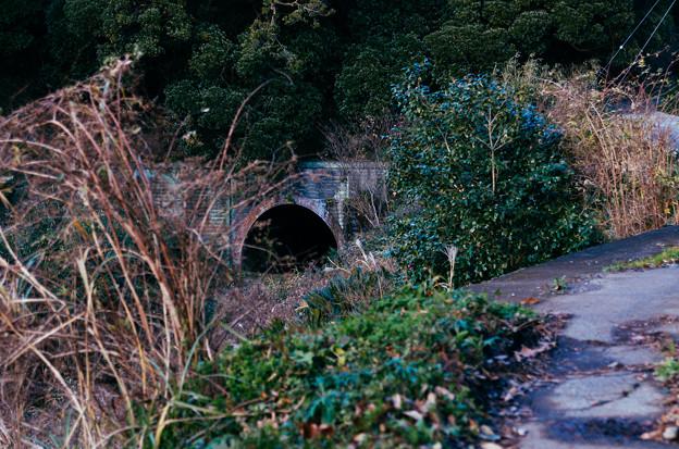 南無谷隧道南側