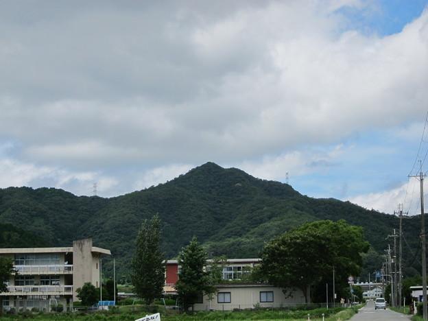 Photos: 感状山城