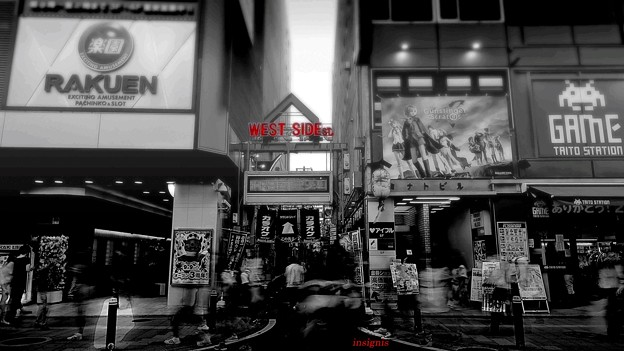 写真: WEST SIDE st. .......