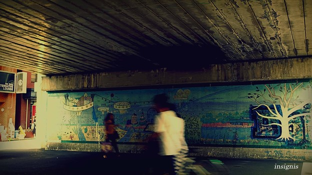 天国への隧道(ずいどう).......