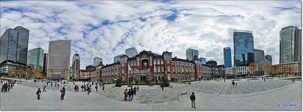 "PANORAMA ""Tokyo Station"""