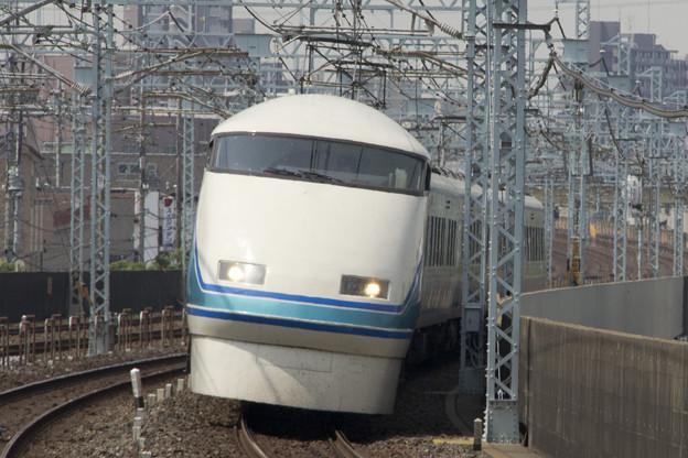 東武100系 [東武鉄道 谷塚駅]