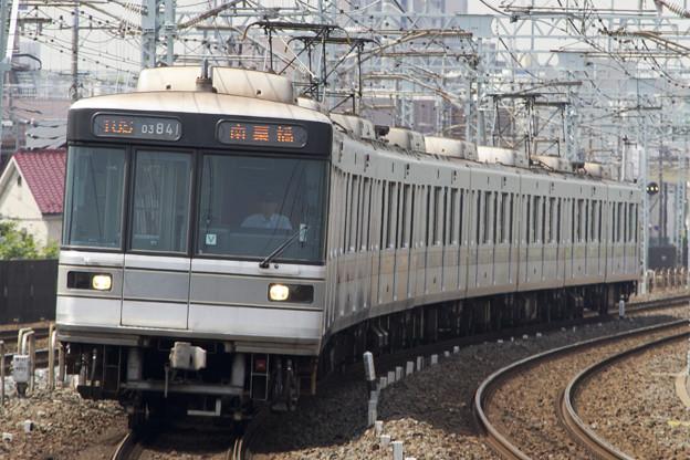 東京メトロ03系 03-141F [東武鉄道 谷塚駅]