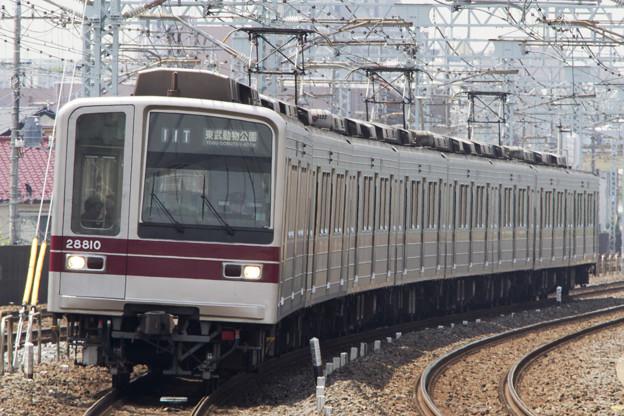 東武鉄道20000系 21810F [東武鉄道 谷塚駅]
