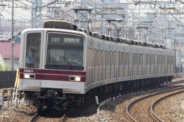 東武鉄道20000系 21811F [東武鉄道 谷塚駅]