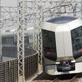 写真: 東武鉄道500系 507F+50?F [東武鉄道 小菅駅]