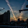 Photos: Gojo-dori Street At Dusk - Kyoto City