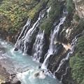 写真: 白髭の滝