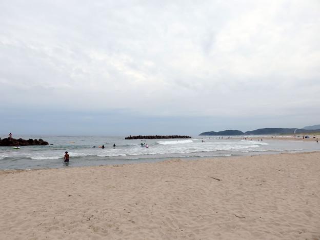 Photos: 海水浴(島根石見海浜公園)に行く!